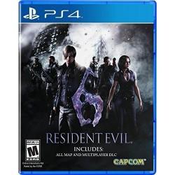 Resident Evil 6 HD - PS4...