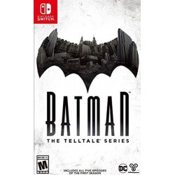 Batman Telltale Series –...