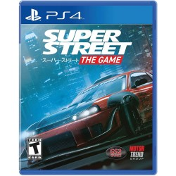 Super Street The Game - PS4...