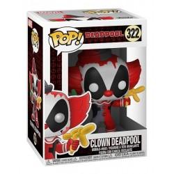 Clown Deadpool - Deadpool -...