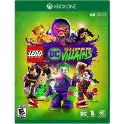LEGO DC Super Villains –...