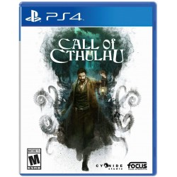 Call Of Cthulhu – PS4...