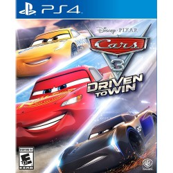 Cars 3: Driven to Win – PS4...