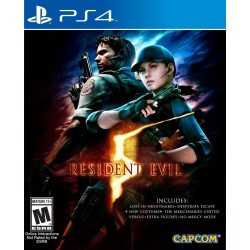 Resident Evil 5 HD - PS4...
