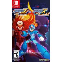 Mega Man X Legacy...
