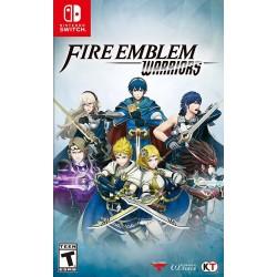 Fire Emblem Warriors –...