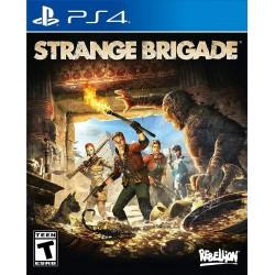 Strange Brigade - PS4...