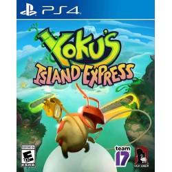 Yoku's Island Express - PS4...