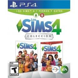 Los Sims 4 + Perros y Gatos...