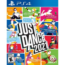 Just Dance 2021 - PS4...
