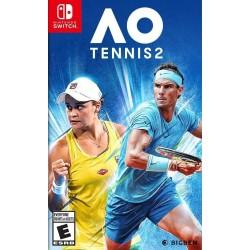 AO Tennis 2 – Nintendo...