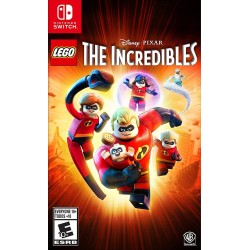 LEGO The Incredibles –...