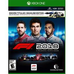 F1 2018 Headline Edition –...