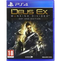 Deus Ex Mankind Divided –...