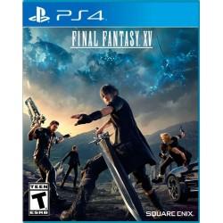 Final Fantasy XV - PS4...