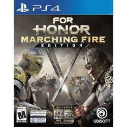 For Honor Marching Fire -...