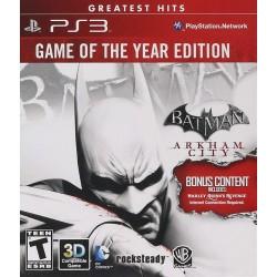 Batman: Arkham City Game of...