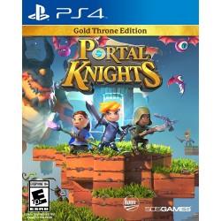 Portal Knights Gold Throne...
