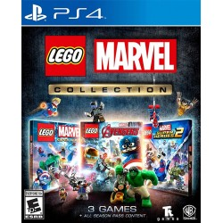 LEGO Marvel Collection -...