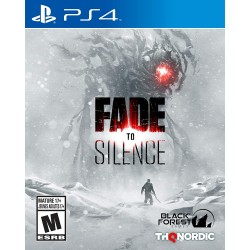 Fade to Silence – PS4...