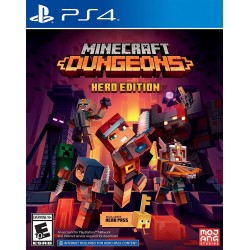 Minecraft Dungeons Hero...