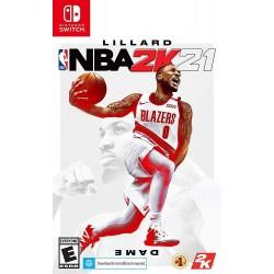 NBA 2k21 – Nintendo Switch...