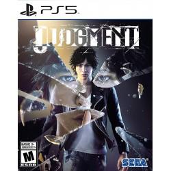 Judgment - PS5 (Nuevo y...