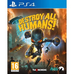 Destroy all Humans - PS4...