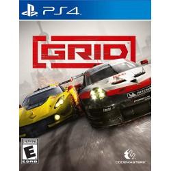 GRID - PS4 (Nuevo y Sellado)