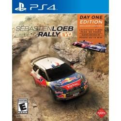 Sebastien Loeb Rally Evo -...