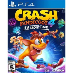 Crash Bandicoot 4: It's...