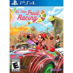 All Star Fruit Racing - PS4...