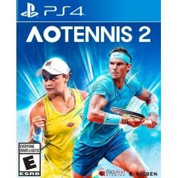 AO Tennis 2 - PS4 (Nuevo y...
