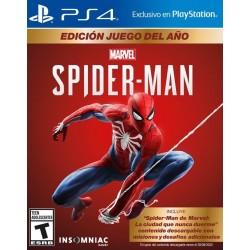 Marvel Spider-Man - PS4...