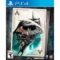 Batman: Return to Arkham –...