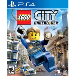 LEGO City Undercover - PS4...
