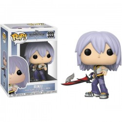 Riku - Kingdom Hearts -...