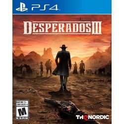 Desperados III – PS4 (Nuevo...