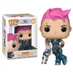 Zarya - Overwatch - Funko Pop
