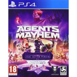 Agents Of Mayhem (Day One...