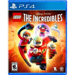 LEGO The Incredibles - PS4...