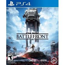 Star Wars Battlefront - PS4...
